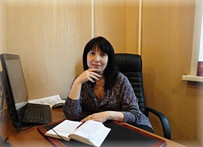 Оксана Чупрова