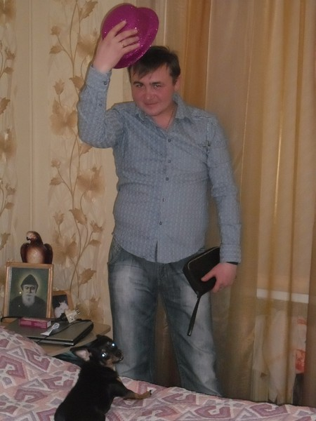 Евгений Парфёнов