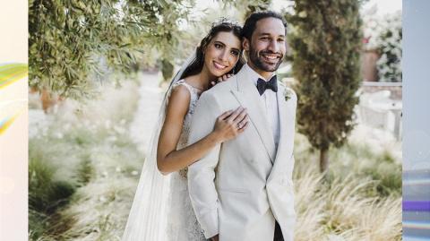 Звёздные сети: свадьба дочер…