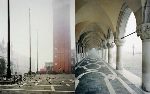 Прогулка по туманной Венеции