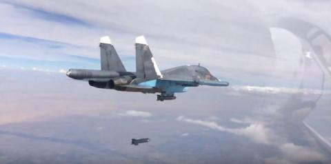 Сирия: ВКС РФ являются решаю…