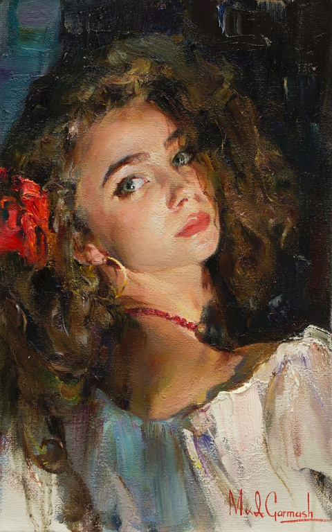 Тандем художников Michael and Inessa Garmash