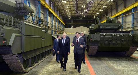 Санкции стали влиять на продажу российского оружия