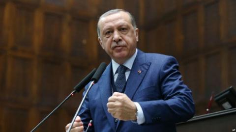 """Эрдоган решил добить """"утопаю…"""
