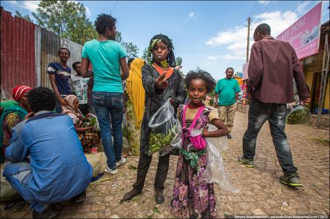 Листья для кайфа. Рынок ката в Африке