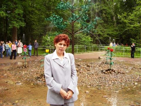 Евгения Горбунова