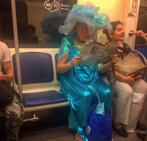 Безумная мода от странных па…
