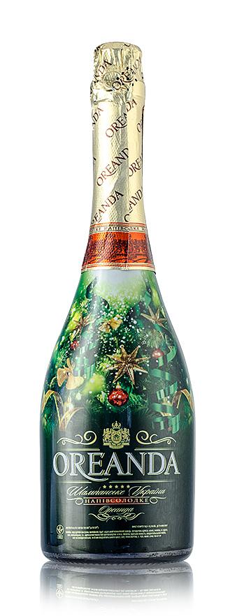 Букет шампанского