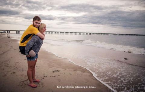 Удивительная и очень трогательная история любви!