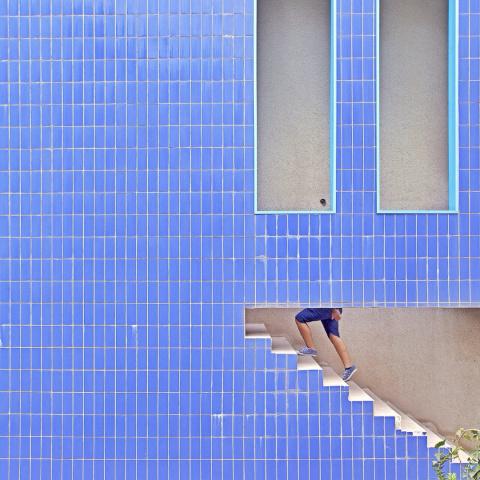 Абстрактные реальности бетонных джунглей