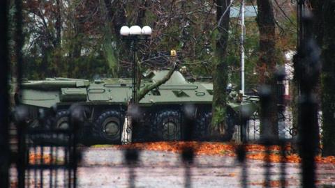 Страх и ненависть в Луганске