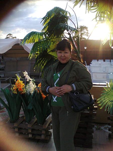 Нагима Жакиянова