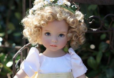 Чудесные куколки Дианы Эффнер