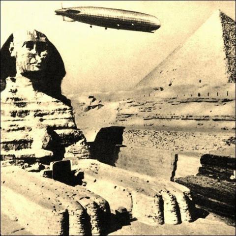 Загадки египетского Сфинкса:…