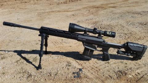 Kalashnikov Israel показал с…