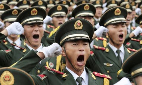 Китай задумался о модернизации армии