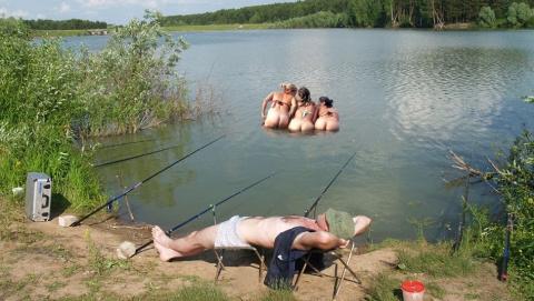 Вот это #рыбалка! Просто нет слов Смотрите сами!