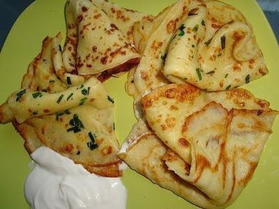 Тонкие картофельные блины-такого вы еще не пробовали