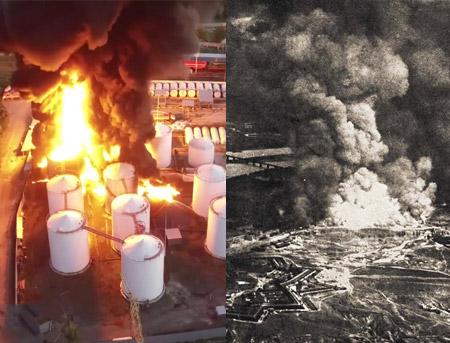 Почему Украина рухнет после взрыва на нефтебазе: предсказание Глобы