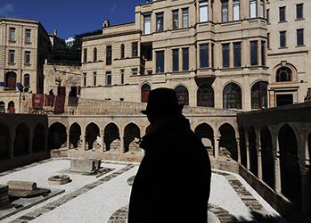 Баку: беж, белье и бозбаш