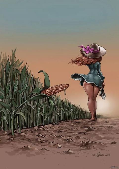 Особо опасная кукуруза