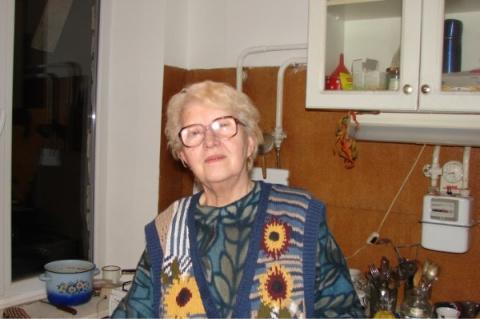 Таисия Горянская
