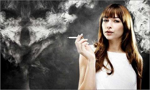Что такое третичное курение?