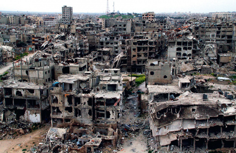 Сирия: 17 человек погибли из-за авиаудара коалиции США