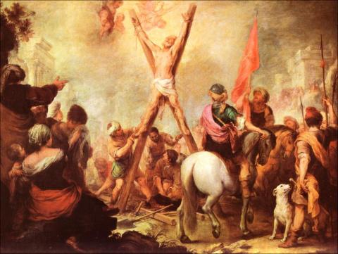 Апостол Андрей в русской и византийской традиции