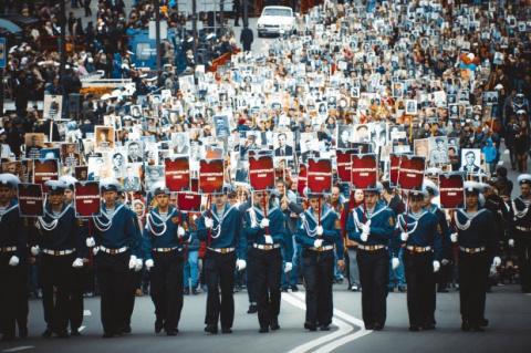Растущее единство россиян и кому оно неугодно