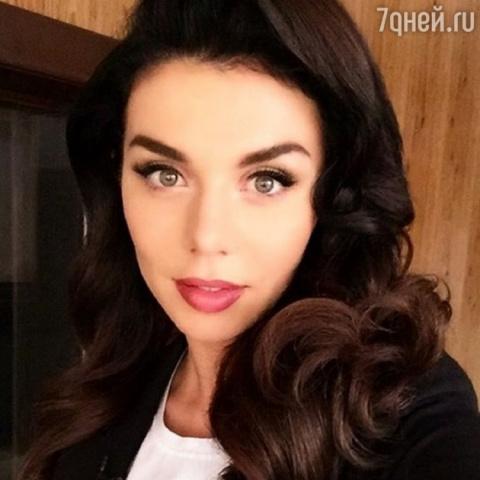 Анна Седокова продемонстриро…