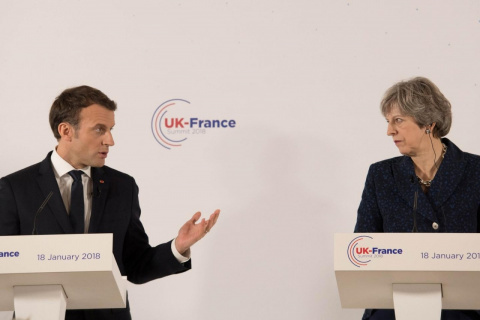 Франция и Великобритания выс…
