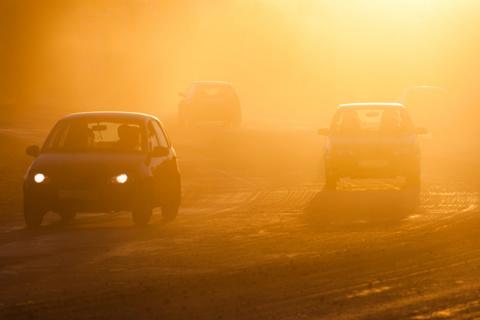 Индию ожидает «смоговая» зима