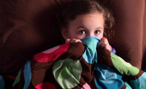 Ночные страхи у детей. Игры с детьми в поездке, в очереди к врачу