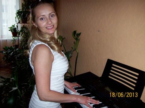 Жанна Кошанская