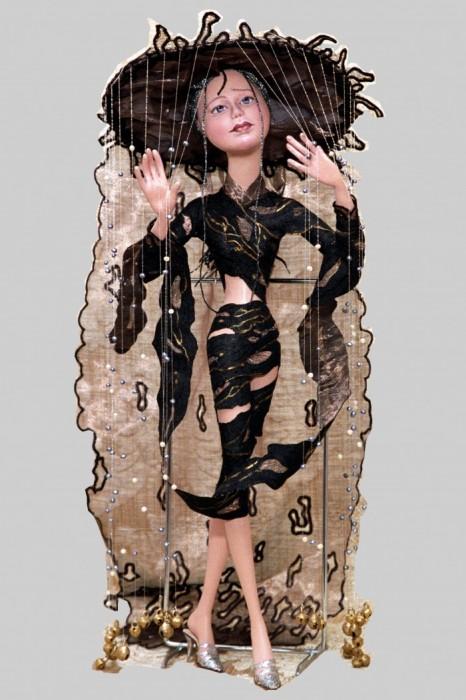 Авторские куклы Александры Окатовой