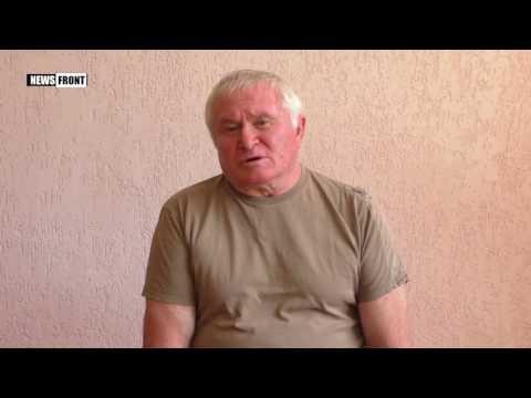 Житель ЛНР рассказал о своем похищении СБУ