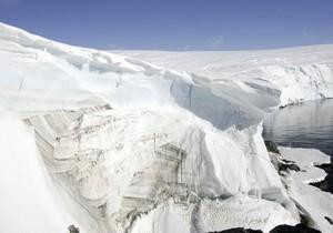 Потепление в Антарктиде може…