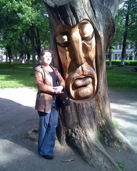 Людмила Сапронова