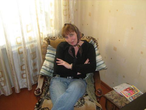 Лариса Пахомова