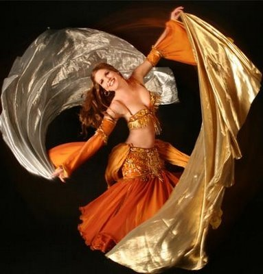 История belly dance (танца живота)