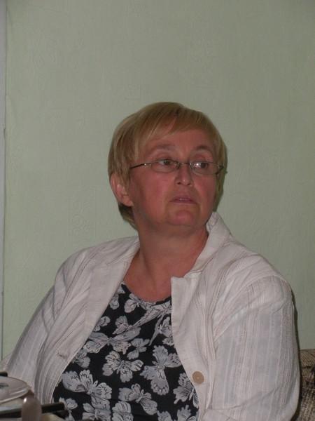 Людмила Егорова (Котлубей)