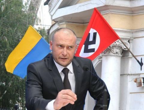 Дмитрий Ярош захвачен СБУ