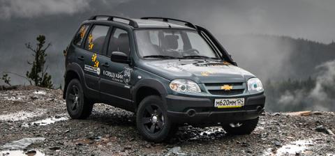 GM-АвтоВАЗ сделал Chevrolet …