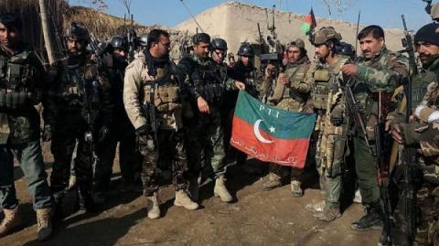 Насеверо-востоке Афганистан…