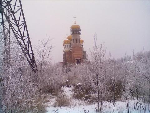 Донецк – Рождество Христово