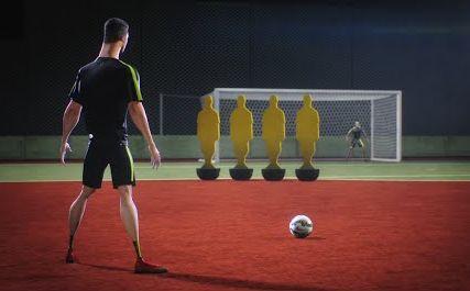 Nike раскрыл секрет Рональду