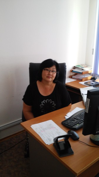 Амина Джумабаева
