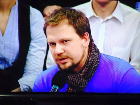 Юрий Кот: Киевляне, вы не убийцы. Вы хуже убийц!