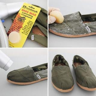 Как сделать свою обувь непромокаемой